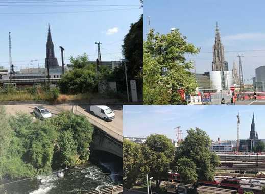 Einzigartiges Investitionsobjekt in einmaliger Lage in der 'Neuen Mitte' von Ulm - BIETERVERFAHREN