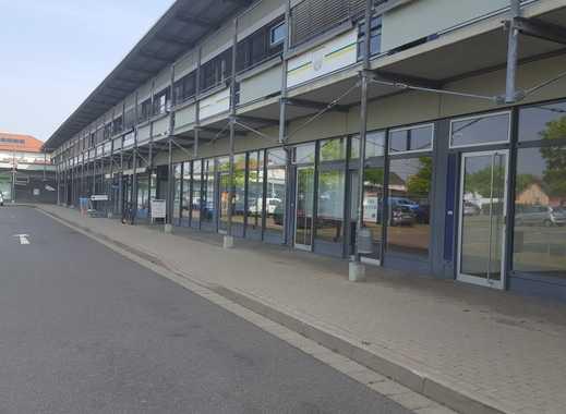 Einzelhandelsflächen in Merseburg