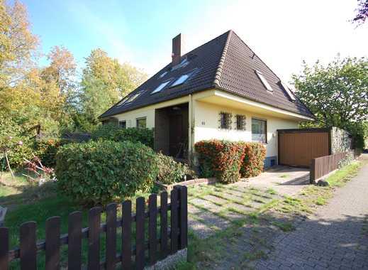 Bremen - Oberneuland: solide Doppelhaushälfte (Bj. 1976) in sehr schöner, ruhiger Lage...