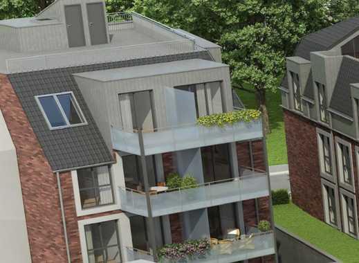 "Vermarktungsstart 3ter Bauabschnitt! ""Margarethengarten"" - Haus 7, Wohnung 7.1.1, 1. OG rechts!"