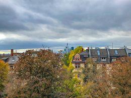 Herbstlicher Ausblick aus DG