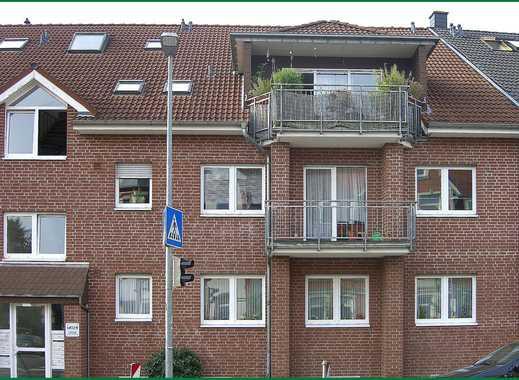 Kirchrode: großzügige 2 Zimmer-Wohnung mit Balkon, EBK und Tiefgarage