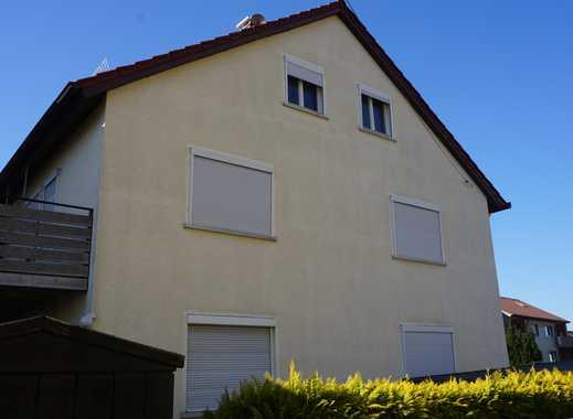 Einfamilienhaus (Doppelhaushälfte) mit Einzelgarage in attraktiver Lage in Heubach