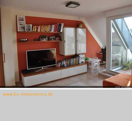 Tolle 3-Zimmer Maisonette-Dachgeschosswohnung mit Aufzug und Stellplatz in Nürnberg in Großreuth b. Schweinau (Nürnberg)