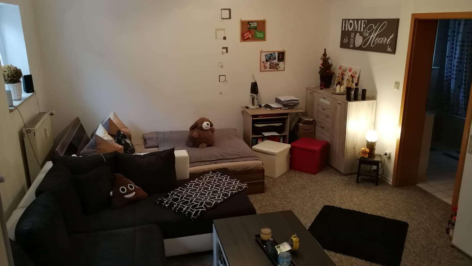 Souterrain 1-Zimmer-Wohnung mit Einbauküche in Bad Abbach