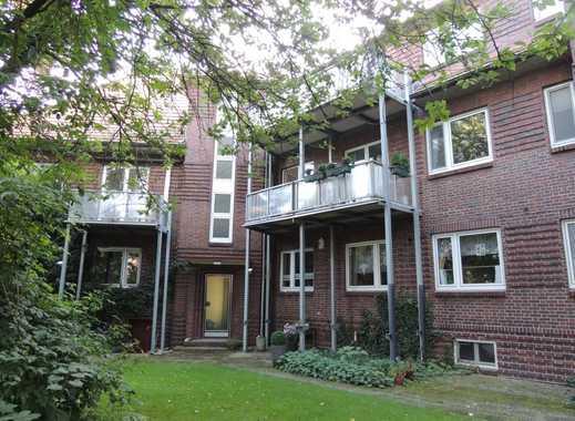 Nahe Rathausplatz! 2 vermietete Eigentumswohnungen in bevorzugter Wohnlage von Wilhelmshaven!