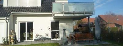 Neue 2 Zimmer-Wohnung mit Balkon