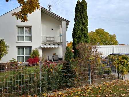 Neusäß - Helle und gepflegte 4 ZKB Wohnung (OG) mit West-Balkon in Kriegshaber (Augsburg)