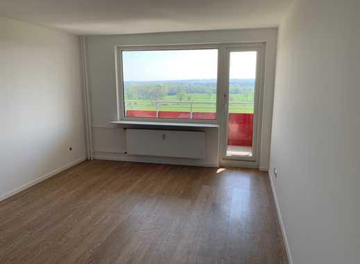 Vollständig renovierte 3-Zimmer in Waldenau mit tollem Weitblick bis Hamburg