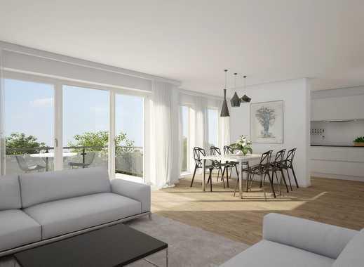 Penthouse mit 42m² Südterrasse im Königsquartier! Neubau - Provisionsfrei vom Bauträger!