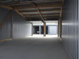 4 Garagen=112 m² bzw 400 m³