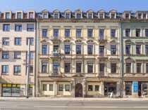 Wohnen in der Dresdner-Neustadt 4-Zimmer
