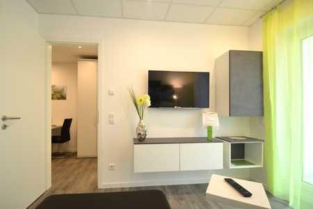 möblierte Wohnung, attraktiv eingerichtet, zentrale Lage in Marktheidenfeld