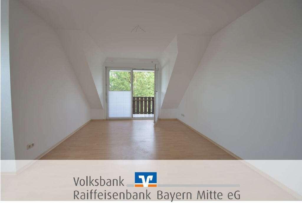 Schöne 3-Zimmer-Dachgeschoß-Wohnung in Südost (Ingolstadt)