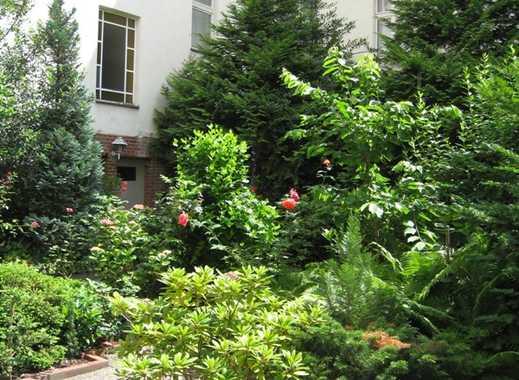 Schöne Altbauwohnung 2 Zimmer - toller Grundriss - vermietet - direkt am Schillerpark