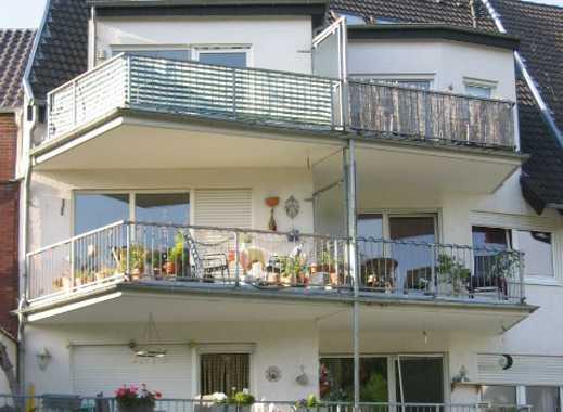 Komfort-Maisonettewohnung zum Wohlfühlen mit Balkonblick ins Grüne