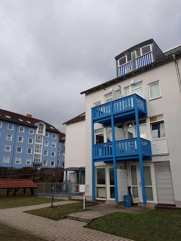 1-Zimmer-Wohnung in zentrumsnaher Lage in Roter Hügel/Oberobsang/Unterpreuschwitz (Bayreuth)