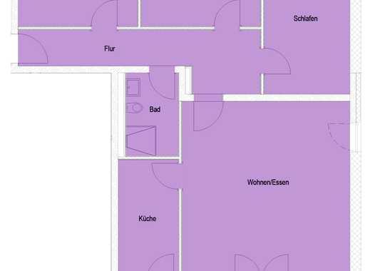 Moderne Wohnungen in S-Bahn-Nähe