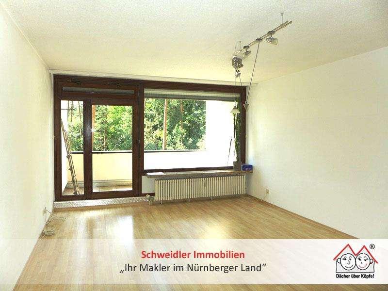 Schöne 3 1/2-Zimmer-Wohnung in Bestlage von Röthenbach a.d. Pegnitz zur Miete! in Röthenbach an der Pegnitz