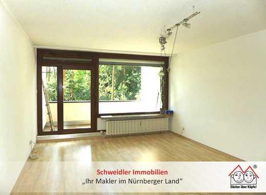 Schöne 3 1/2-Zimmer-Wohnung in Bestlage von Röthenbach a.d. Pegnitz zur Miete!