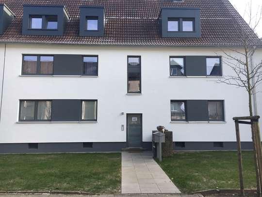 hwg - Hübsche Balkonwohnung in modernisiertem Haus.