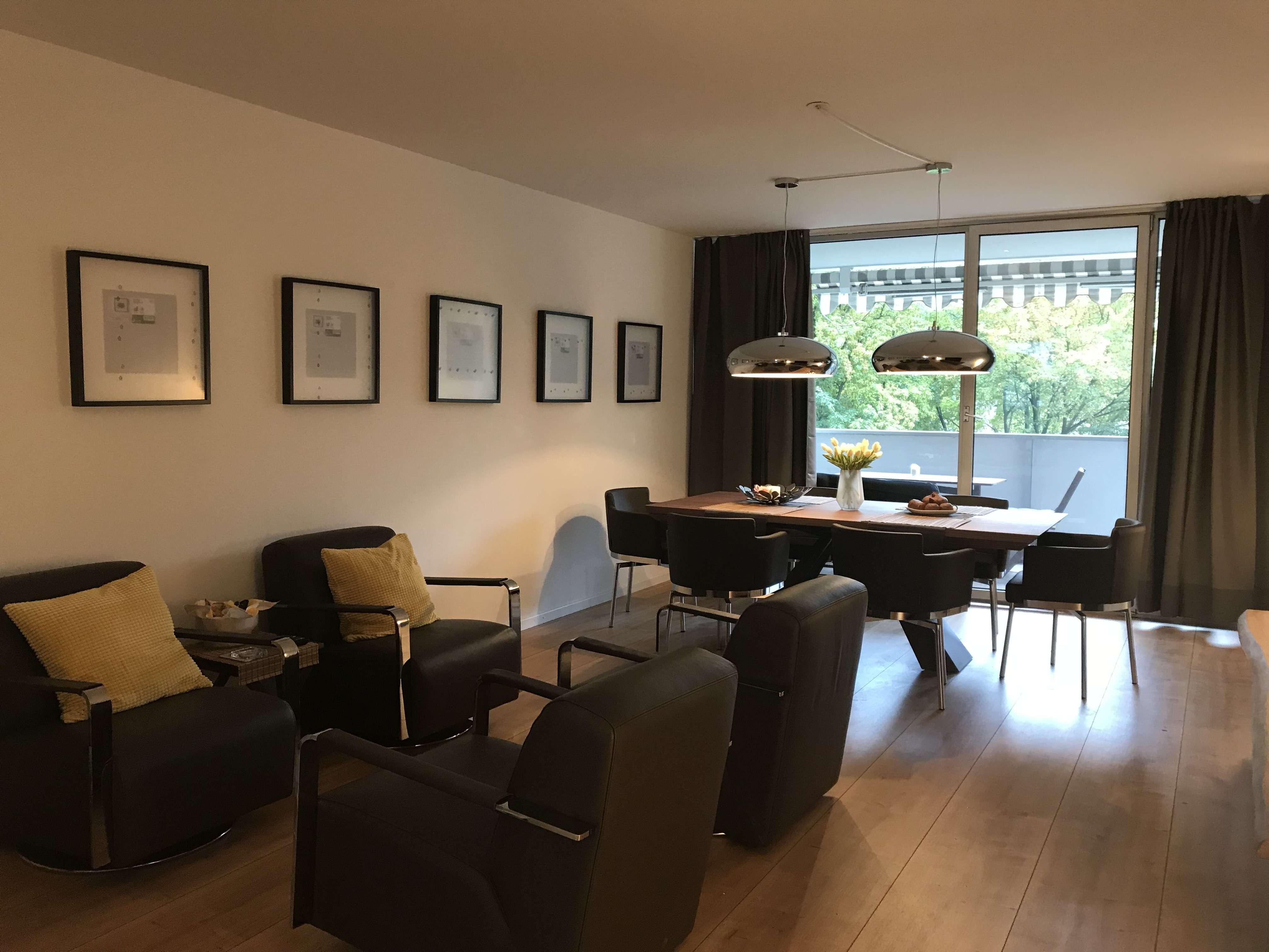 Exklusive 4-Zimmer-Wohnung mit Balkon und EBK in Schwabing, München in Schwabing (München)