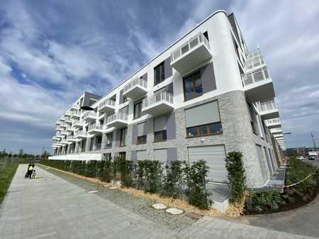 Erstbezug: Top 2-Zimmer-Wohnung mit EBK und Süd-Loggia in Obermenzing (München)