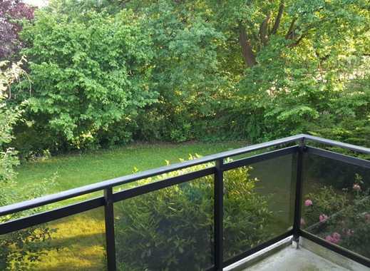 Exklusive 1,5-Zimmer-Wohnung mit Balkon und Einbauküche in Heimfeld, Hamburg