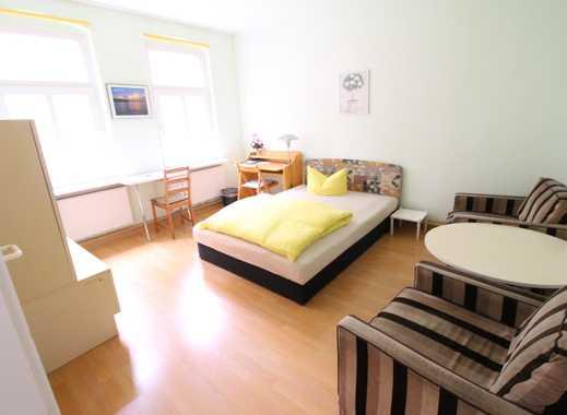 Singles, Azubis, Studenten !! 1 Raum Appartment komplett möbliert und mit Einbauküche
