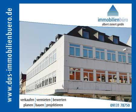 2-Zimmer-Wohnung mit Einbauküche in der Erlanger Innenstadt - ERSTBEZUG! -W06- in Erlangen - Zentrum (Erlangen)