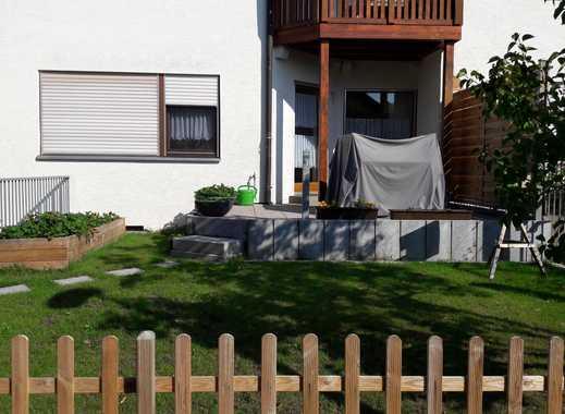 Vollständig renovierte 4,5-Zimmer-Wohnung mit Balkon in Horb-Hohenberg