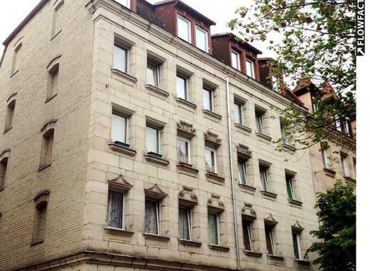 Renovierte 2-Zimmer-Dachgeschoss-Wohnung in Gostenhof