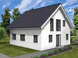 Einfamilienhaus Beispiel