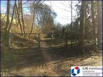 Zentrales Gartengrundstück im schönen Lokstedt
