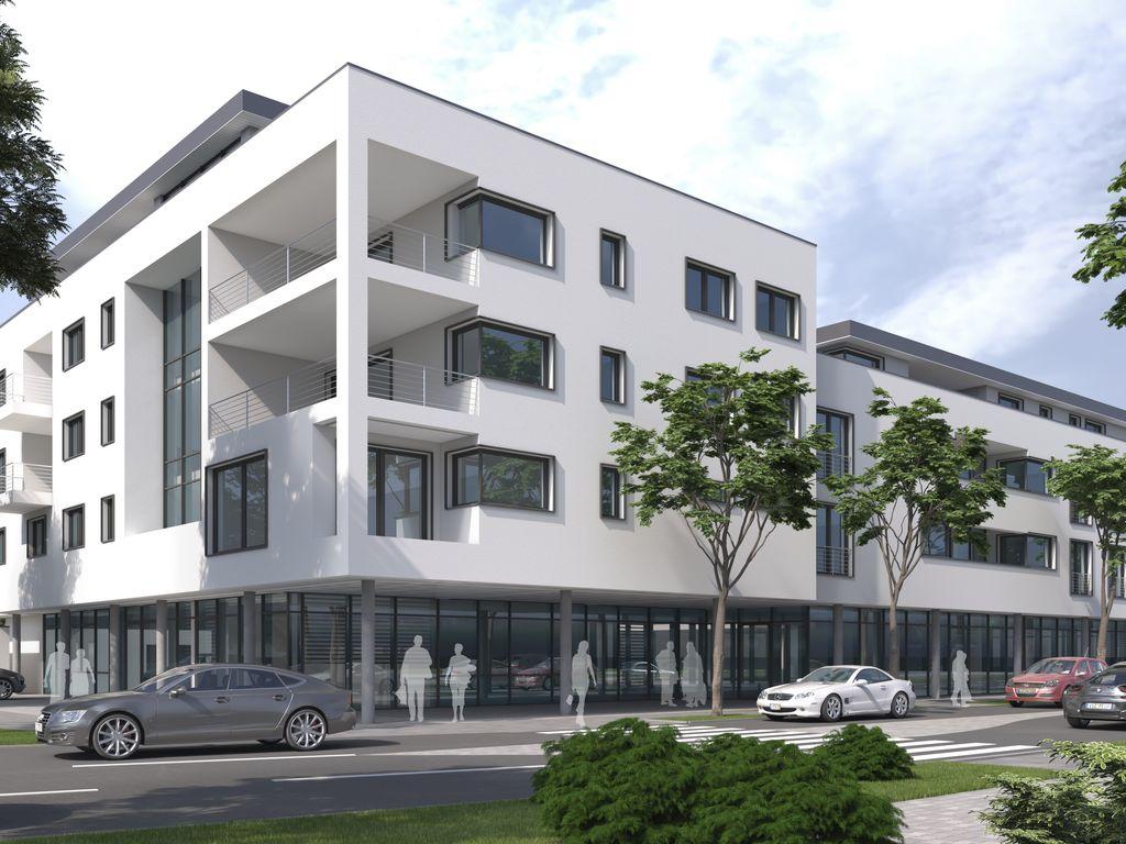 Neubau von hochwertigen Eigentumswohnungen im Stadtzentrum von ...