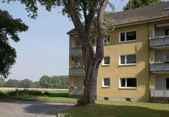 hwg - Ruhig gelegene 2 - Zimmer Wohnung mit Balkon!