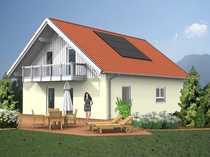 Einfamilienhaus im neu zu erschließenden