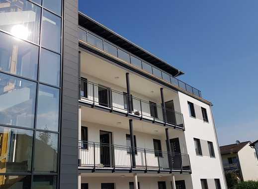 Gehobene Neubau-Wohnung inkl. Küche, sonniger XXL-Balkon