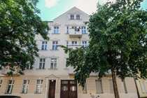 Bild Charmante 1- Zimmer Wohnung in Berlin, Spandau Altbau saniert prov.-frei