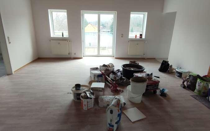 Wohnzimmer (Sanierung)