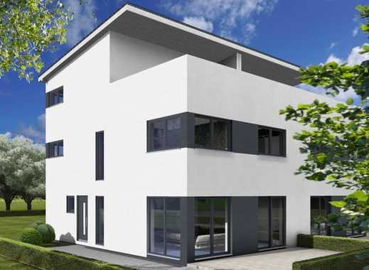 Neubau DHH inkl. attraktivem Grundstück in begehrter Lage von Bad Camberg