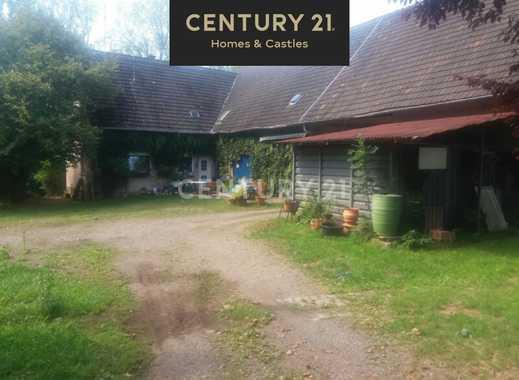 Idyllisch abseits gelegenes Bauernhaus mit ca.15.000 m² Grundstück