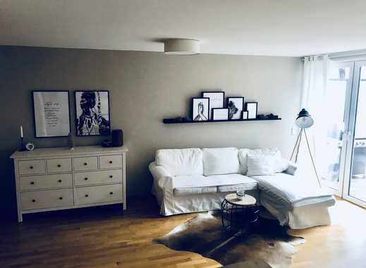 Stilvolle 3-Zimmer Wohnung mit 20 qm Terrasse und EBK
