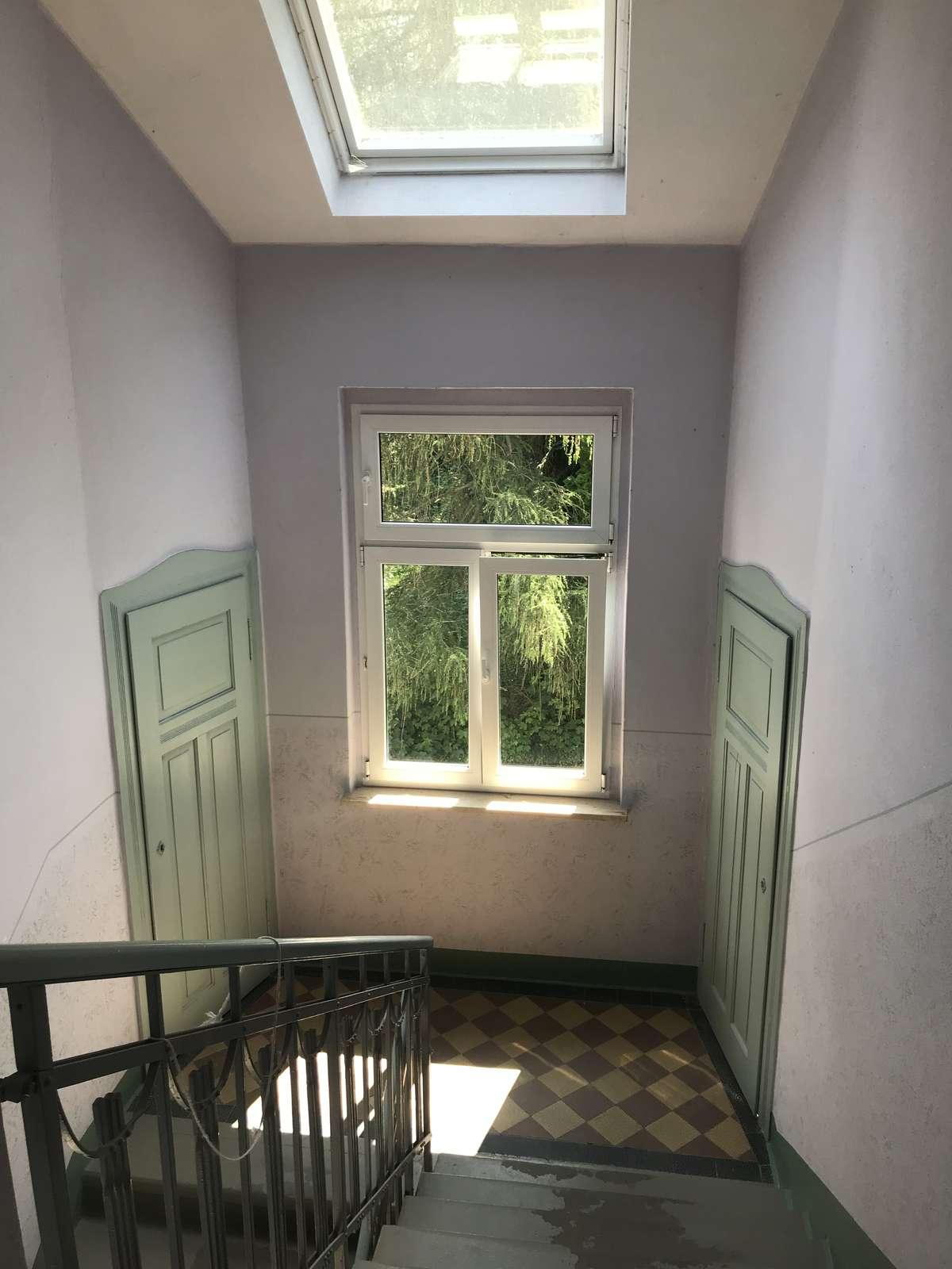 Treppenhaus Fiedlerstraße 8