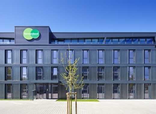 Office Twins am Breitscheider Kreuz:  Büroflächen 30-120 m2 in attraktivem Bürohaus-Neubau