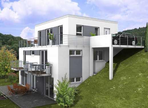 Einfamilienhaus KFW 55 -barrierefrei- inkl. Grundstück in Eberbach