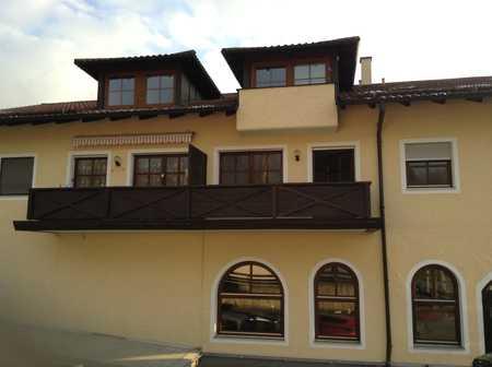 Gepflegte 1-Zimmer-Wohnung mit Balkon und Einbauküche, Zentralheizung,  in Bad Griesbach im Rottal in Bad Griesbach im Rottal