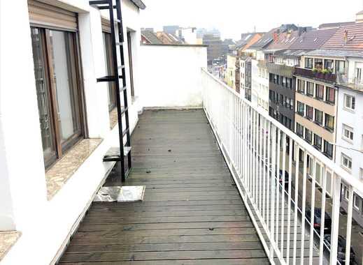 SB-City- Etagenwohnung mit TOP-Balkon, Nähe Fußgängerzone - PROVISIONSFREI!!