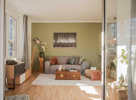 Modern, Dynamisch, Urban! Elegante 3-Raum-Wohnung inmitten der Dresdner Altstadt
