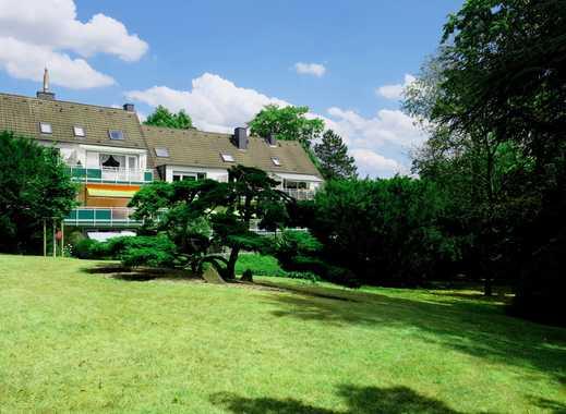 Grün im Herzen Bredeneys: Traumhafte Maisonettewohnung im Privatpark gegenüber der Villa Hügel
